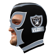 Load image into Gallery viewer, Oakland Raiders Fan Mask