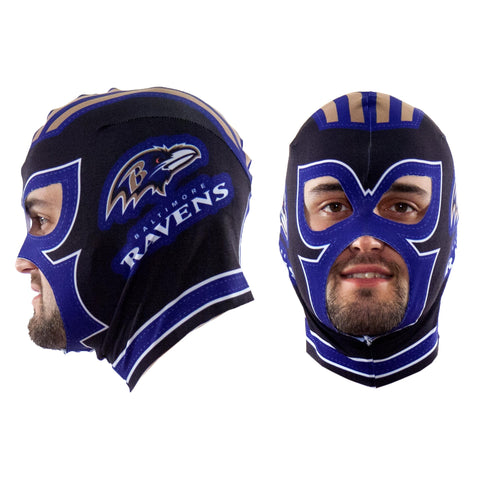 Baltimore Ravens Fan Mask