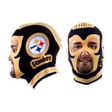 Load image into Gallery viewer, Pittsburgh Steelers Fan Mask