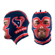 Load image into Gallery viewer, Houston Texans Fan Mask
