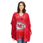 Kansas City Chiefs Caftan Trace