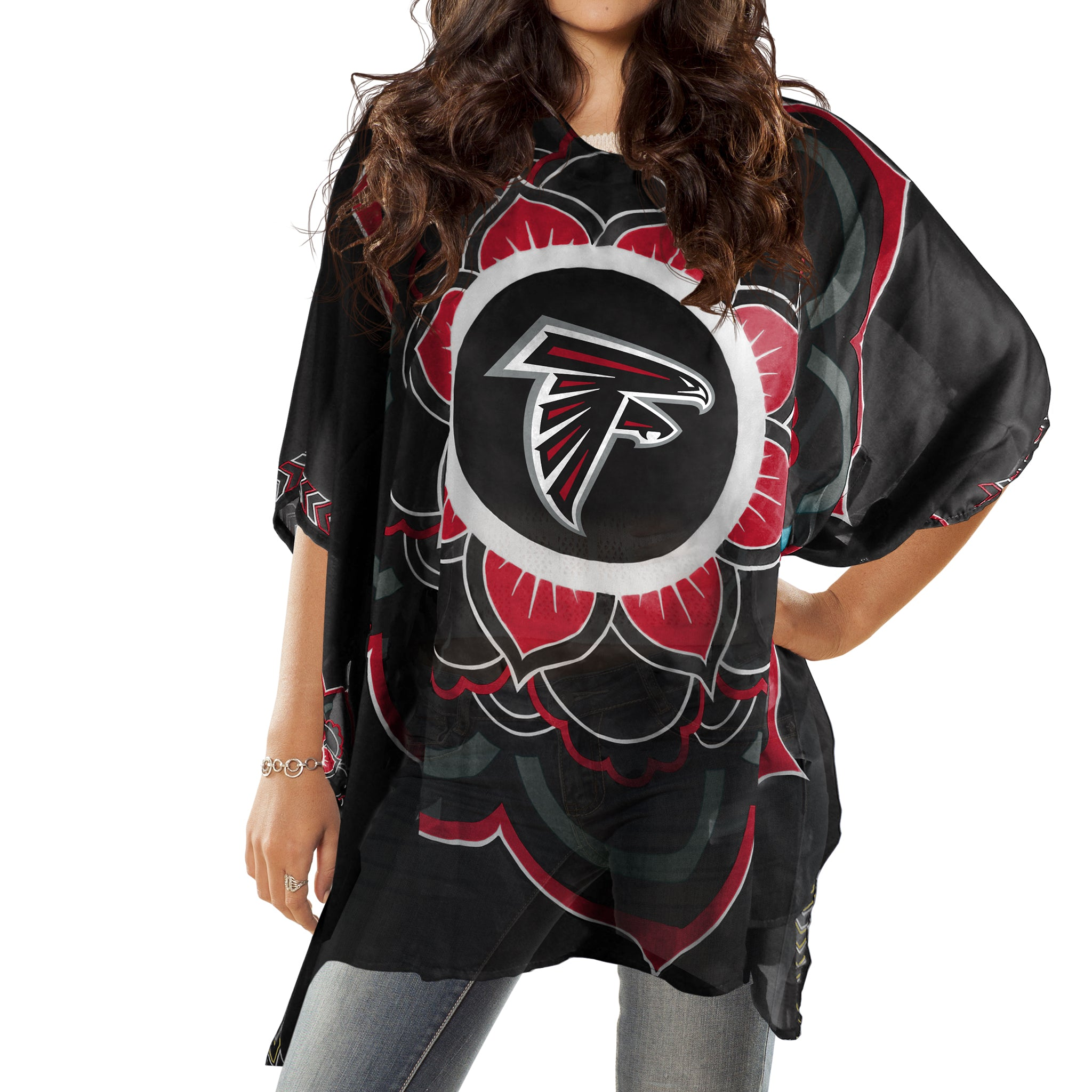 Atlanta Falcons Caftan