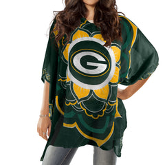 Green Bay Packers Caftan