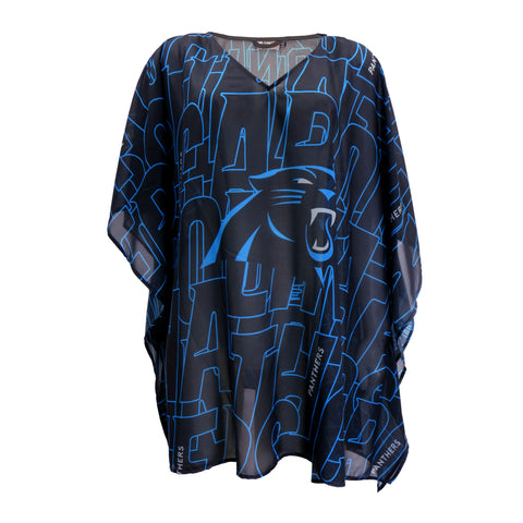 Carolina Panthers Caftan Trace