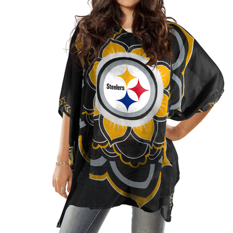 Pittsburgh Steelers Caftan