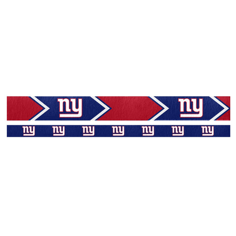 New York Giants Headband Set