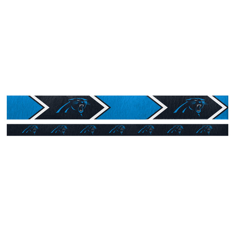 Carolina Panthers Headband Set