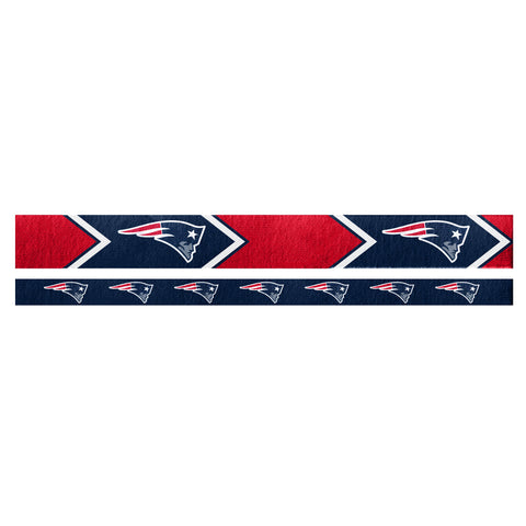 New England Patriots Headband Set
