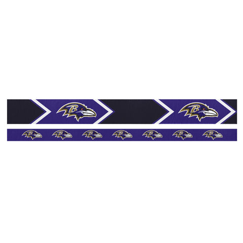 Baltimore Ravens Headband Set