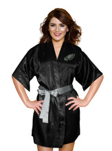 Load image into Gallery viewer, Philadelphia Eagles Satin Kimono