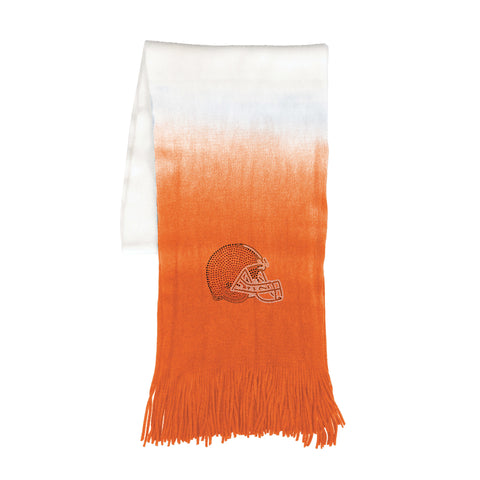 Cleveland Browns Dip Dye Scarf