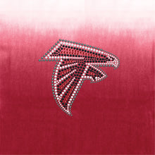 Load image into Gallery viewer, Atlanta Falcons Dip Dye Scarf