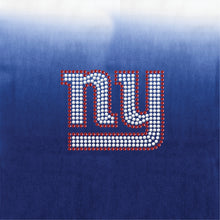 Load image into Gallery viewer, New York Giants Dip Dye Scarf