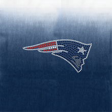 Load image into Gallery viewer, New England Patriots Dip Dye Scarf