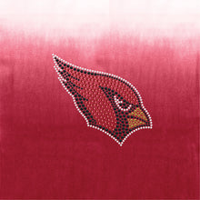 Load image into Gallery viewer, Arizona Cardinals Dip Dye Poncho