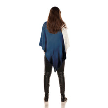 Load image into Gallery viewer, Dallas Cowboys Dip Dye Poncho