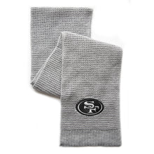 Load image into Gallery viewer, San Francisco 49ers Waffle Scarf
