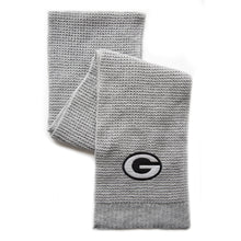 Load image into Gallery viewer, Green Bay Packers Waffle Scarf