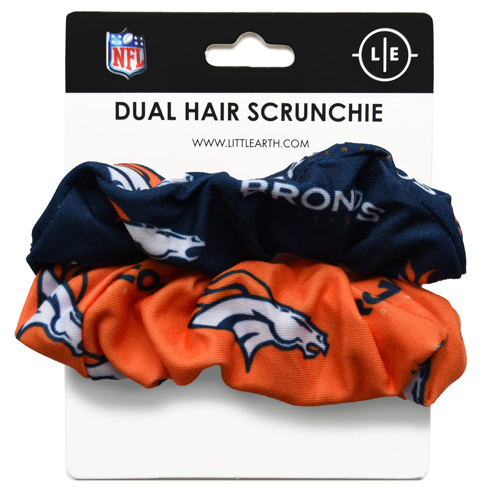 Denver Broncos Dual Hair Twist