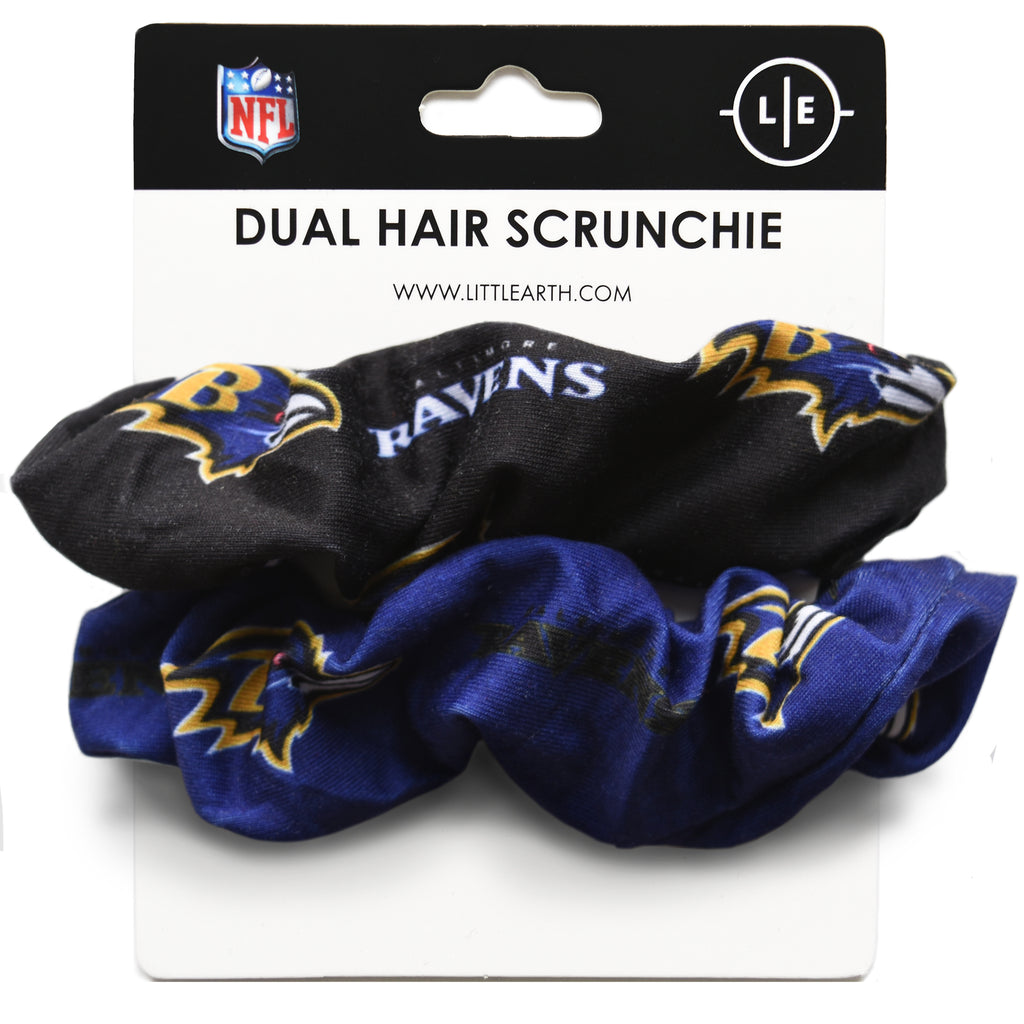 Baltimore Ravens Dual Hair Twist