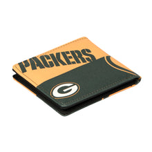 Load image into Gallery viewer, Green Bay Packers Bi-Fold Wallet