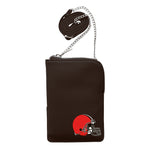 Cleveland Browns Pebble Smart Purse