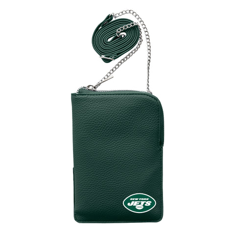 New York Jets Pebble Smart Purse