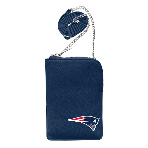 New England Patriots Pebble Smart Purse