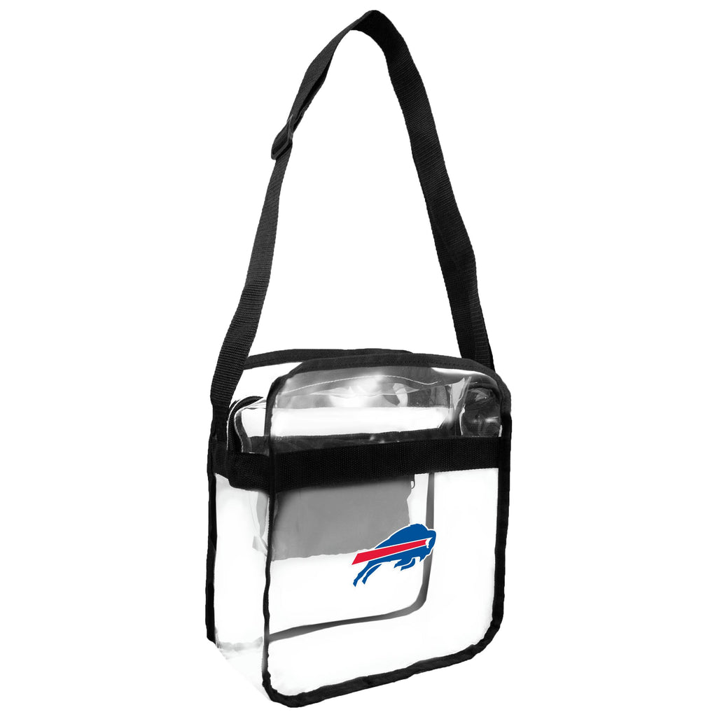 Buffalo Bills Clear Carryall Crossbody