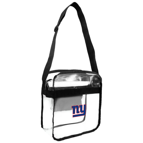 New York Giants Clear Carryall Crossbody