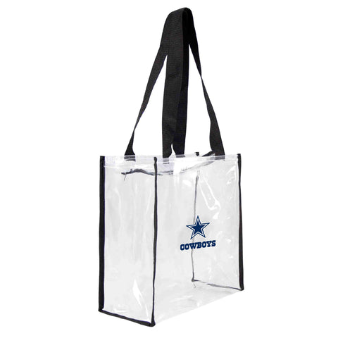 Dallas Cowboys Clear Square Stadium Tote