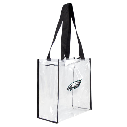 Philadelphia Eagles Clear Square Stadium Tote