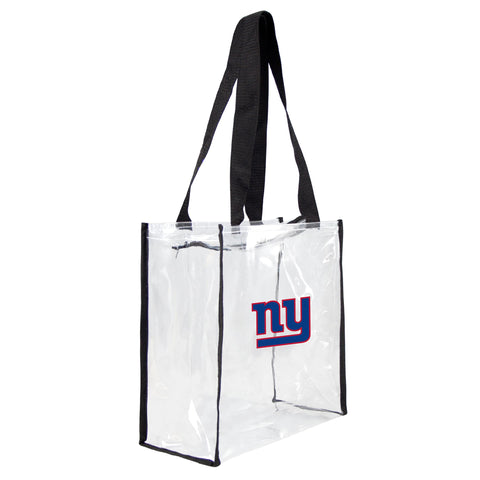 New York Giants Clear Square Stadium Tote