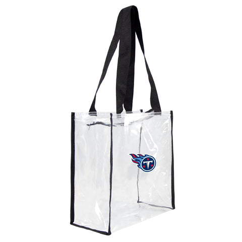 Tennessee Titans Clear Square Stadium Tote