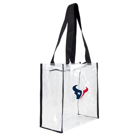 Houston Texans Clear Square Stadium Tote