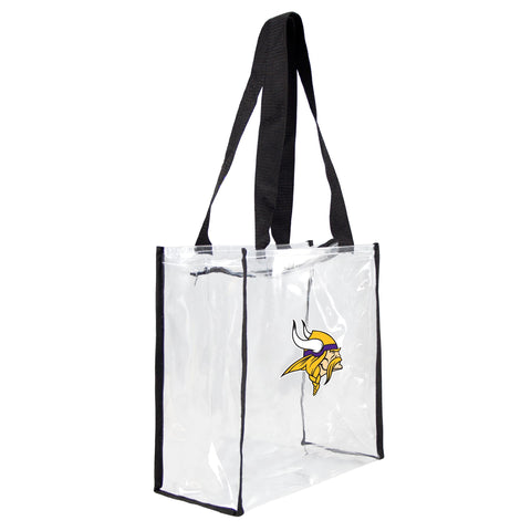 Minnesota Vikings Clear Square Stadium Tote