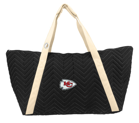 Kansas City Chiefs Chev Stitch Weekender