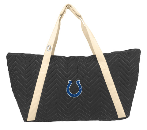 Indianapolis Colts Chev Stitch Weekender
