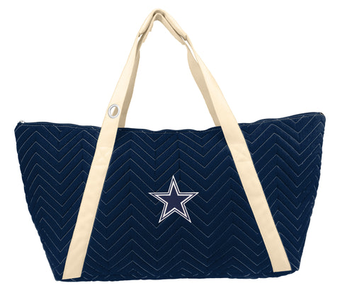 Dallas Cowboys Chev Stitch Weekender