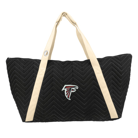 Atlanta Falcons Chev Stitch Weekender
