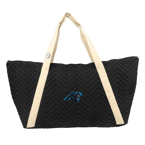 Carolina Panthers Chev Stitch Weekender