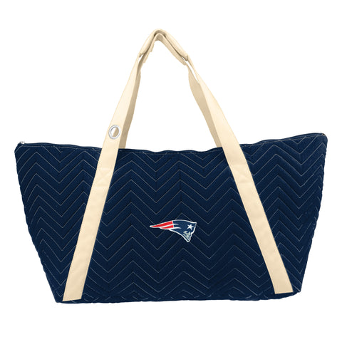 New England Patriots Chev Stitch Weekender