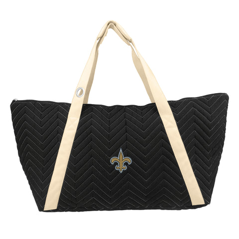 New Orleans Saints Chev Stitch Weekender