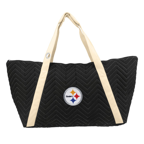 Pittsburgh Steelers Chev Stitch Weekender