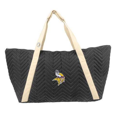Minnesota Vikings Chev Stitch Weekender