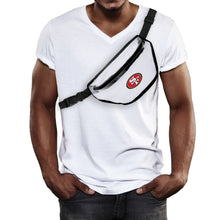 Load image into Gallery viewer, San Francisco 49ers Clear Fanny Pack