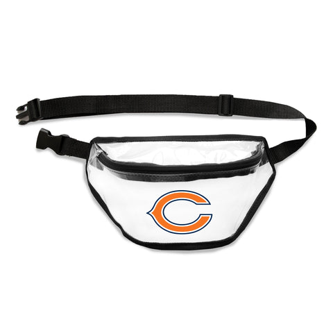 Chicago Bears Clear Fanny Pack