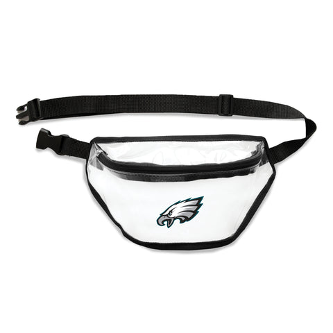 Philadelphia Eagles Clear Fanny Pack