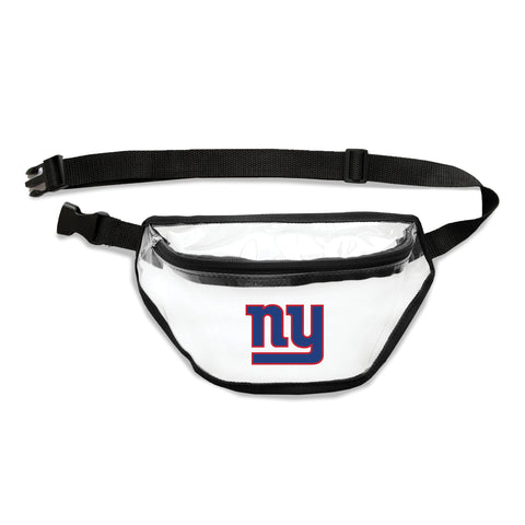 New York Giants Clear Fanny Pack