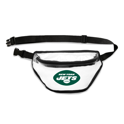 New York Jets Clear Fanny Pack